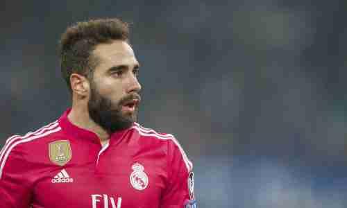 Даниэль Карвахаль - испанский футболист, правый защитник клуба «Реал Мадрид»