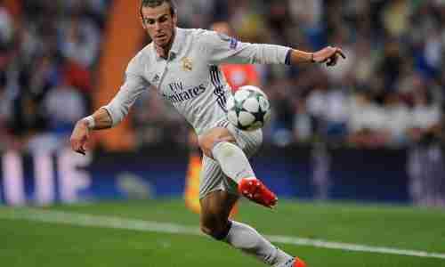 Гарет Бейл — валлийский футболист, игрок испанского клуба «Реал Мадрид»