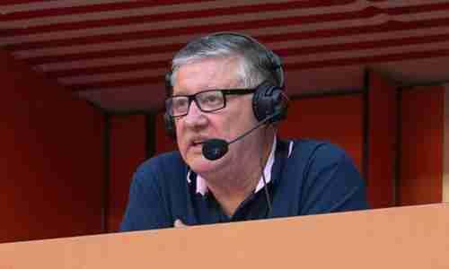 Геннадий Орлов - советский и российский спортивный журналист, в прошлом - футболист, нападающий.