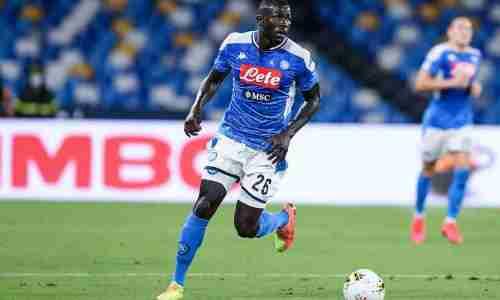 Калиду Кулибали - французский и сенегальский футболист, защитник клуба «Наполи»