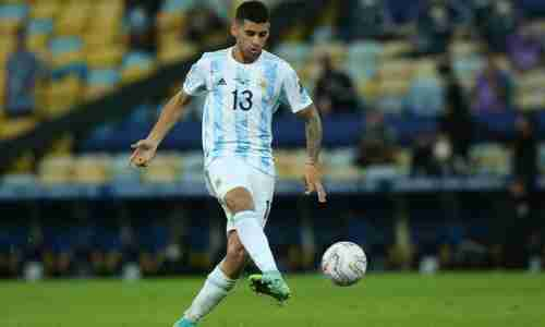 Кристиан Ромеро - аргентинский футболист, защитник клуба «Аталанта»