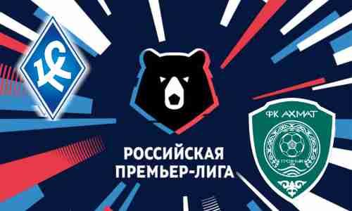 Матч Крылья Советов - Ахмат 25 июля 2021