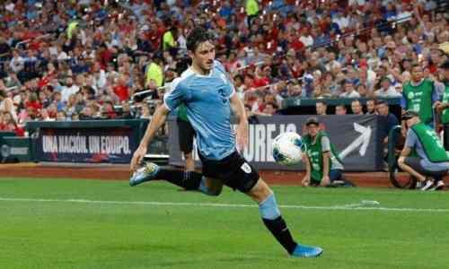 Матиас Винья - Уругвайский футболист, защитник клуба «Палмейрас» и сборной Уругвая.