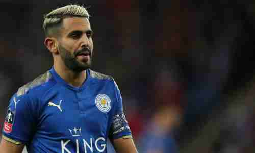 Рияд Махрез — алжирский и французский футболист, крайний полузащитник клуба Манчестер Сити