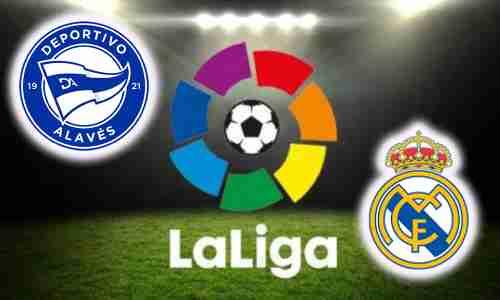 Прогноз на матч Алавес - Реал Мадрид 14 августа 2021