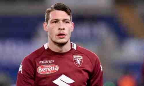 Андреа Белотти - итальянский футболист, нападающий и капитан клуба «Торино»