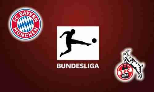 Прогноз на матч Бавария Мюнхен - Кёльн 22 августа 2021