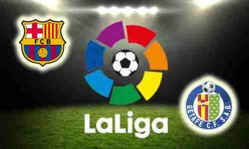 Прогноз на матч Барселона - Хетафе 29 августа 2021