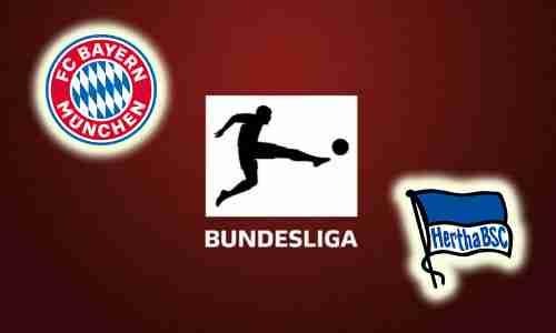 Прогноз на матч Бавария Мюнхен - Герта 28 августа 2021