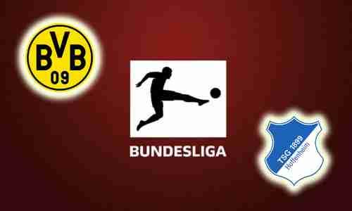 Прогноз на матч Боруссия Дортмунд - Хоффенхайм 27 августа 2021