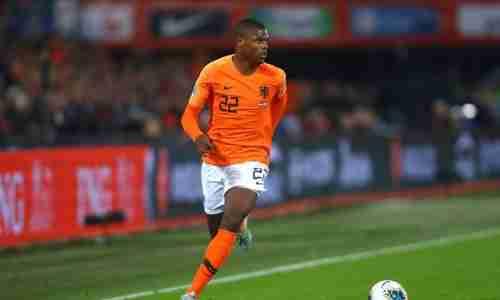 Дензел Дюмфрис - нидерландский и арубанский футболист.