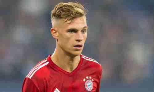 Йозуа Киммих - немецкий футболист, защитник мюнхенской «Баварии»