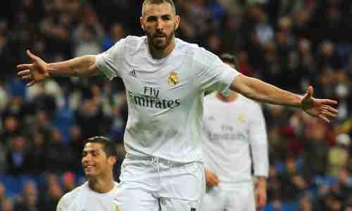 Карим Бензема - Французский футболист, нападающий испанского клуба «Реал Мадрид»