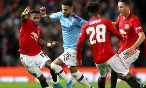 Манчестер Юнайтед - Английский профессиональный футбольный клуб из Траффорда