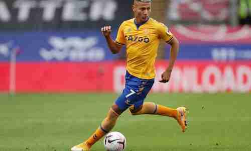 Ришарлисон - бразильский футболист.