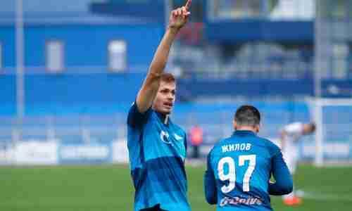 Станислав Крапухин - Российский футболист