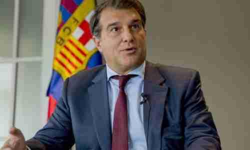 Жоан Лапорта - Испанский юрист и президент футбольного клуба «Барселона»