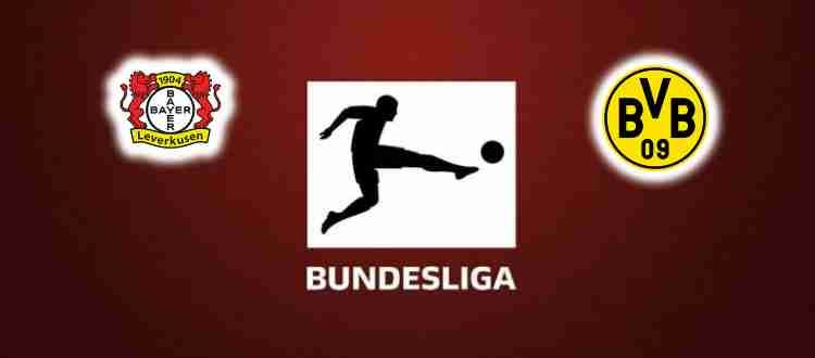 Прогноз на матч Байер - Боруссия Дортмунд 11 сентября 2021