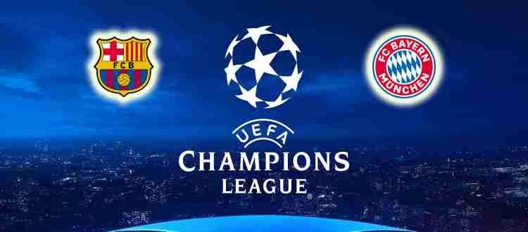 Матч Барселона – Бавария 14 сентября 2021