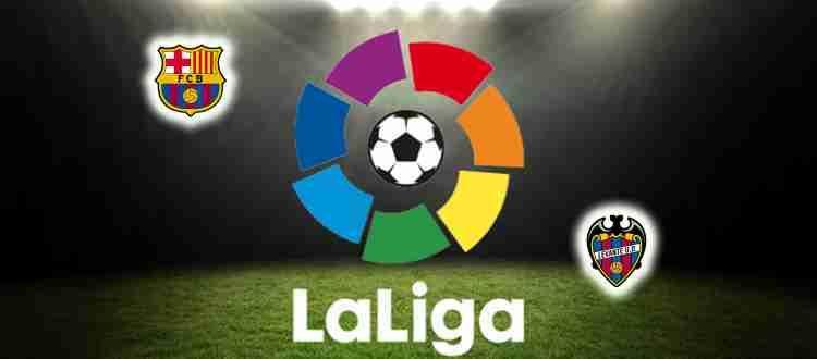 Прогноз на матч Барселона – Леванте 26 сентября 2021
