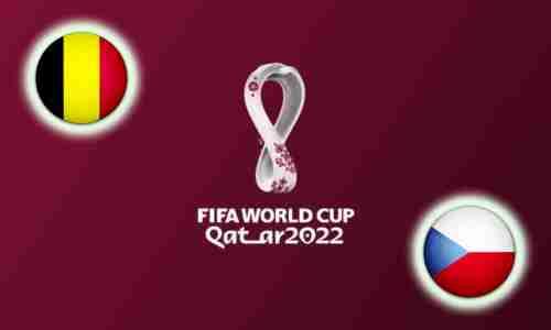 Прогноз на матч Бельгия - Чехия 5 сентября 2021