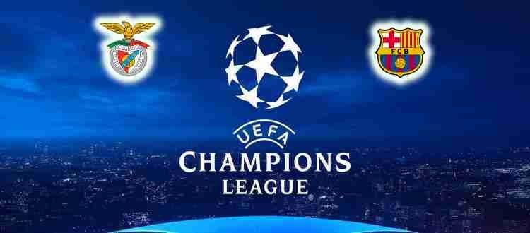 Прогноз на матч Бенфика – Барселона 29 сентября 2021