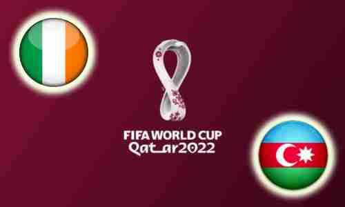 Прогноз на матч Ирландия - Азейбарджан 4 сентября 2021