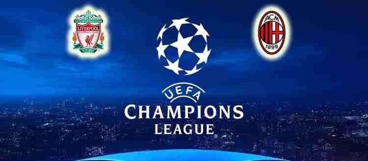 Прогноз на матч Ливерпуль – Милан 15 сентября 2021