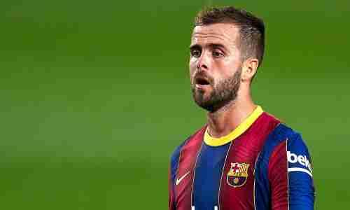 Миралем Пьянич - Боснийский футболист, полузащитник испанского клуба «Барселона»