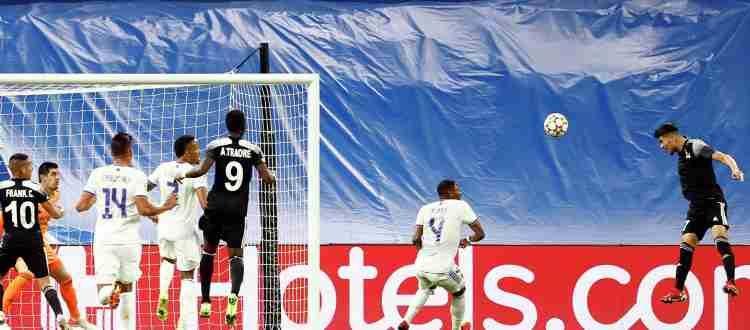 Матч Реал Мадрид - Шериф