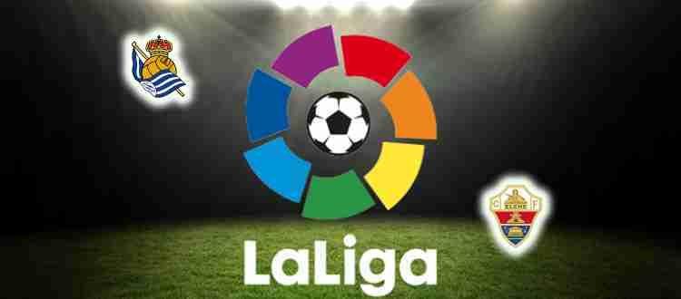 Прогноз на матч Реал Сосьедад – Эльче 26 сентября 2021