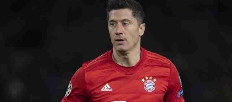 Роберт Левандовский - Польский футболист, нападающий немецкого клуба «Бавария»