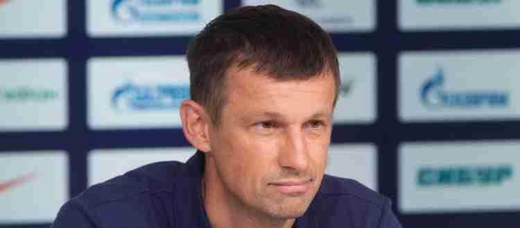 Сергей Семак - Российский футболист и футбольный тренер. Главный тренер клуба «Зенит».