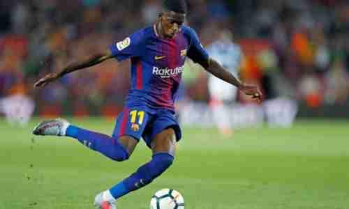 Усман Дембеле - Французский футболист, нападающий испанского футбольного клуба «Барселона»
