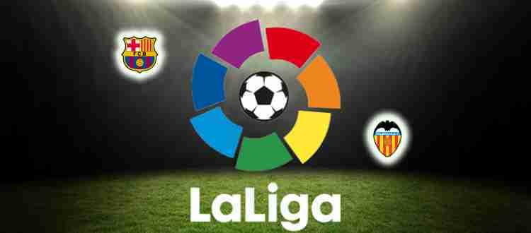 Прогноз на матч Барселона - Валенсия 17 октября 2021