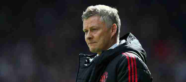 Гуннар Сульшер - главный тренер «Манчестер Юнайтед».