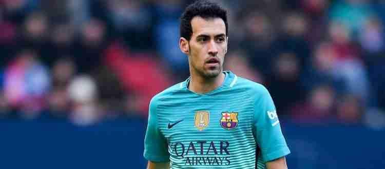 Серхио Бускетс - Испанский футболист, опорный полузащитник, капитан футбольного клуба «Барселона»