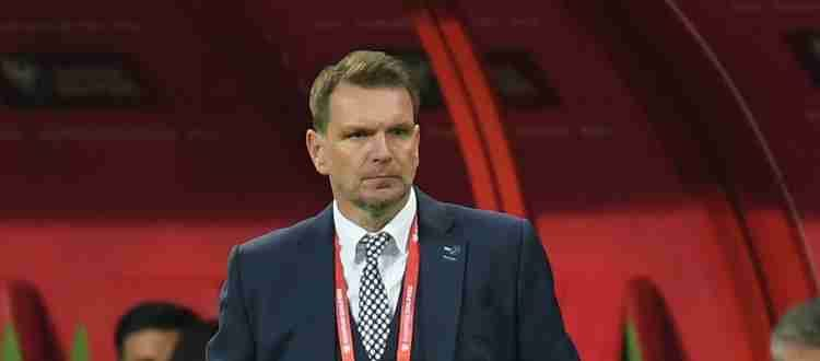 Штефан Таркович - Главный тренер национальной сборной Словакии.