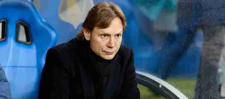 Валерий Карпин - Главный тренер сборной России по футболу.